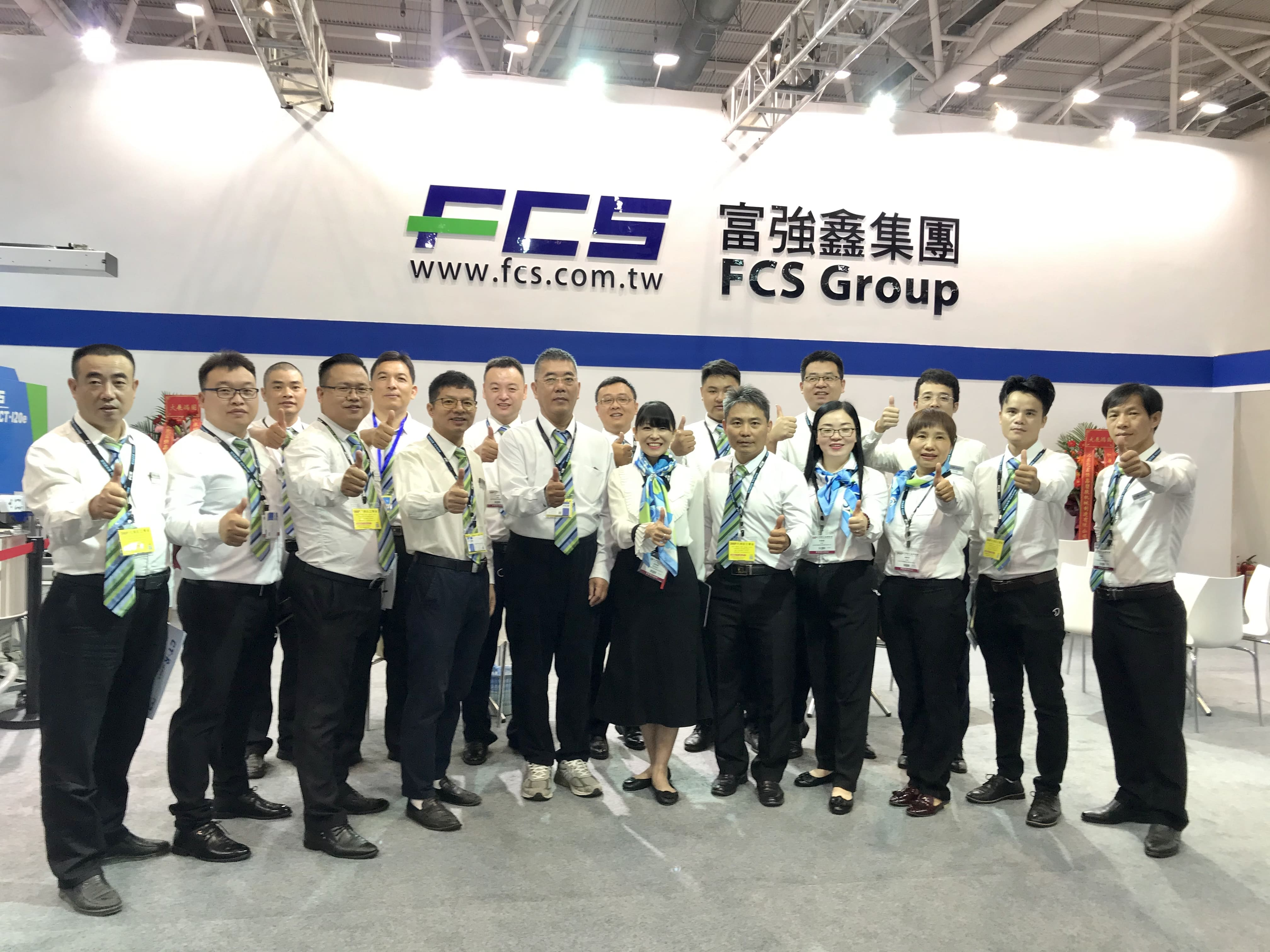 FCS_All-electric injection molding machines attracted RMB millions of orders at DMP show