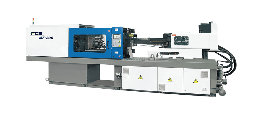 High-Speed / Closed-Loop Hybrid Injection Molding Machine (AF Series)