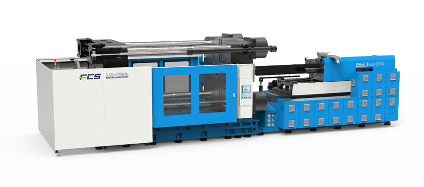 Two-Platen Injection Molding Machine (LM Series)
