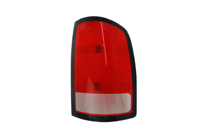 Tri-color rear lights